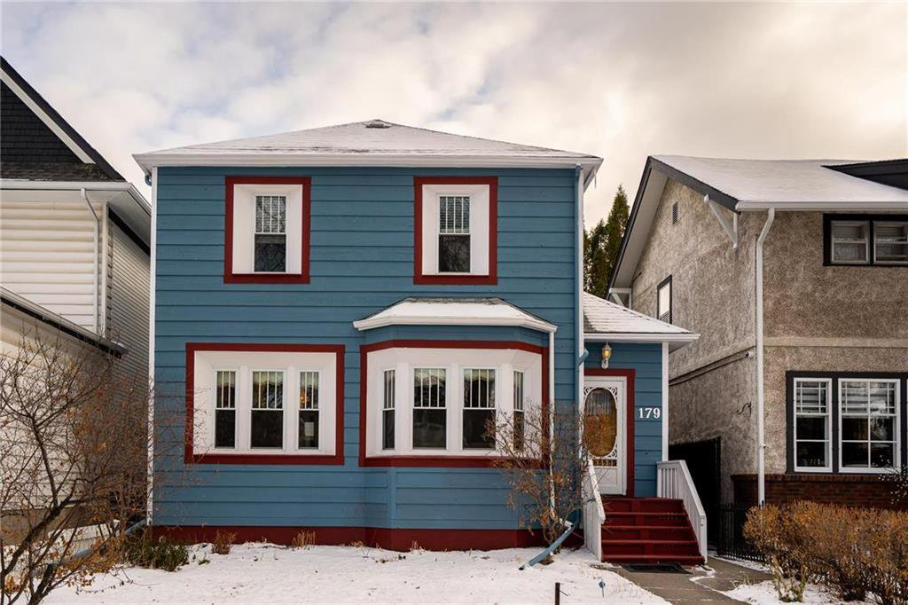 Main Photo: 179 Ethelbert Street in Winnipeg: Wolseley Residential for sale (5B)  : MLS®# 202028792