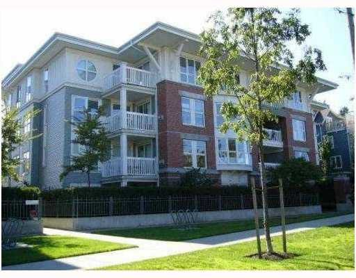 """Main Photo: 101 1868 W 5TH Avenue in Vancouver: Kitsilano Condo for sale in """"GREENWICH WEST"""" (Vancouver West)  : MLS®# V790007"""