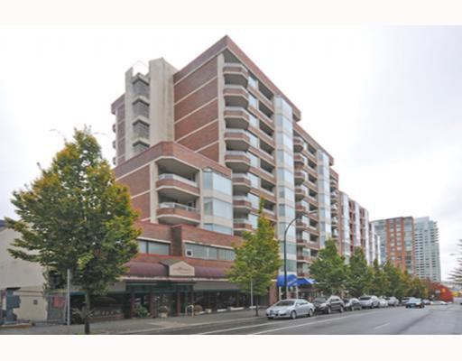 "Main Photo: 908 1330 HORNBY Street in Vancouver: Downtown VW Condo for sale in ""HORNBY COURT"" (Vancouver West)  : MLS®# V802458"