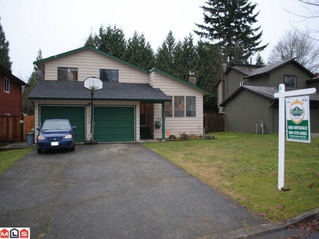 Main Photo: 15434 98TH Avenue in Surrey: Guildford House for sale (North Surrey)  : MLS®# F1028779