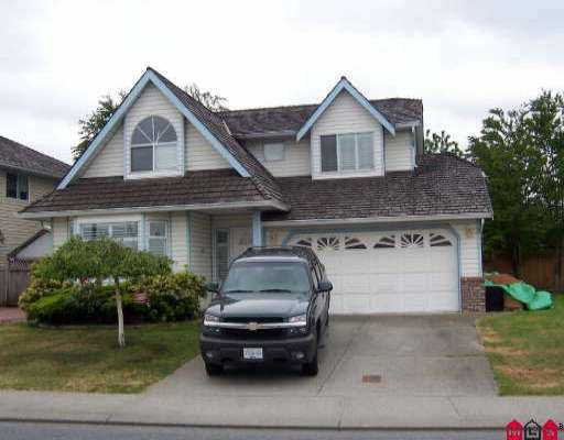 Main Photo: 3409 TRETHEWEY ST in Abbotsford: Abbotsford West House for sale : MLS®# F2510603