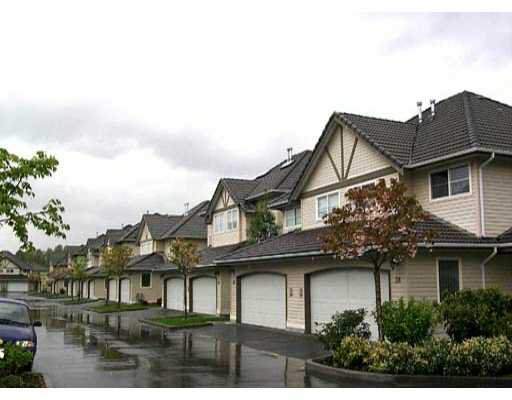 Main Photo: 8 758 RIVERSIDE DR in Port_Coquitlam: Riverwood Townhouse for sale (Port Coquitlam)  : MLS®# V294168