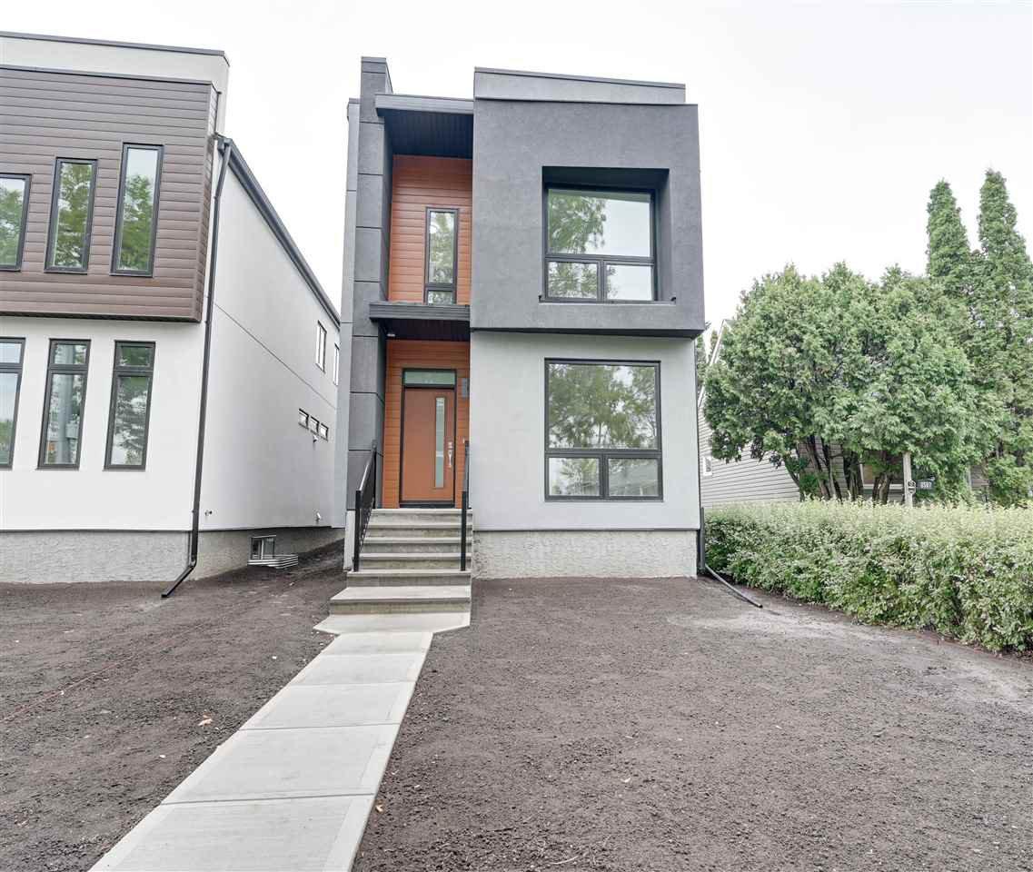 Main Photo: 8505 84 Avenue NW in Edmonton: Zone 18 House for sale : MLS®# E4172011