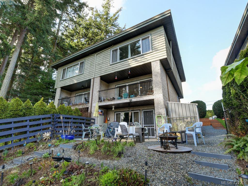 Main Photo: 2051 Kaltasin Rd in SOOKE: Sk Billings Spit Row/Townhouse for sale (Sooke)  : MLS®# 833681