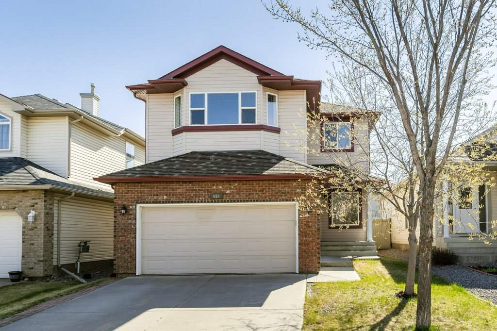 Main Photo: 684 LEGER Way in Edmonton: Zone 14 House for sale : MLS®# E4196372