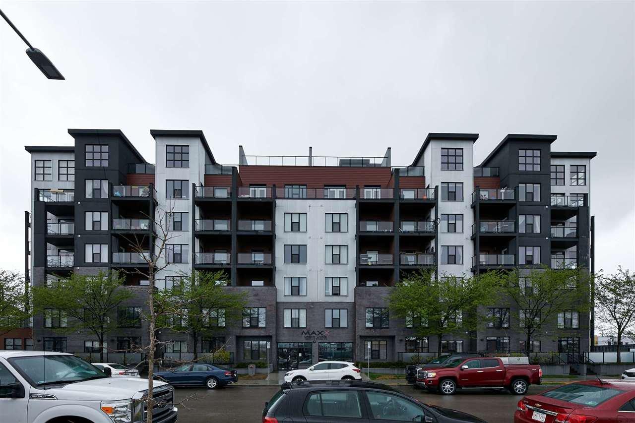 Main Photo: 408 10518 113 Street in Edmonton: Zone 08 Condo for sale : MLS®# E4199440