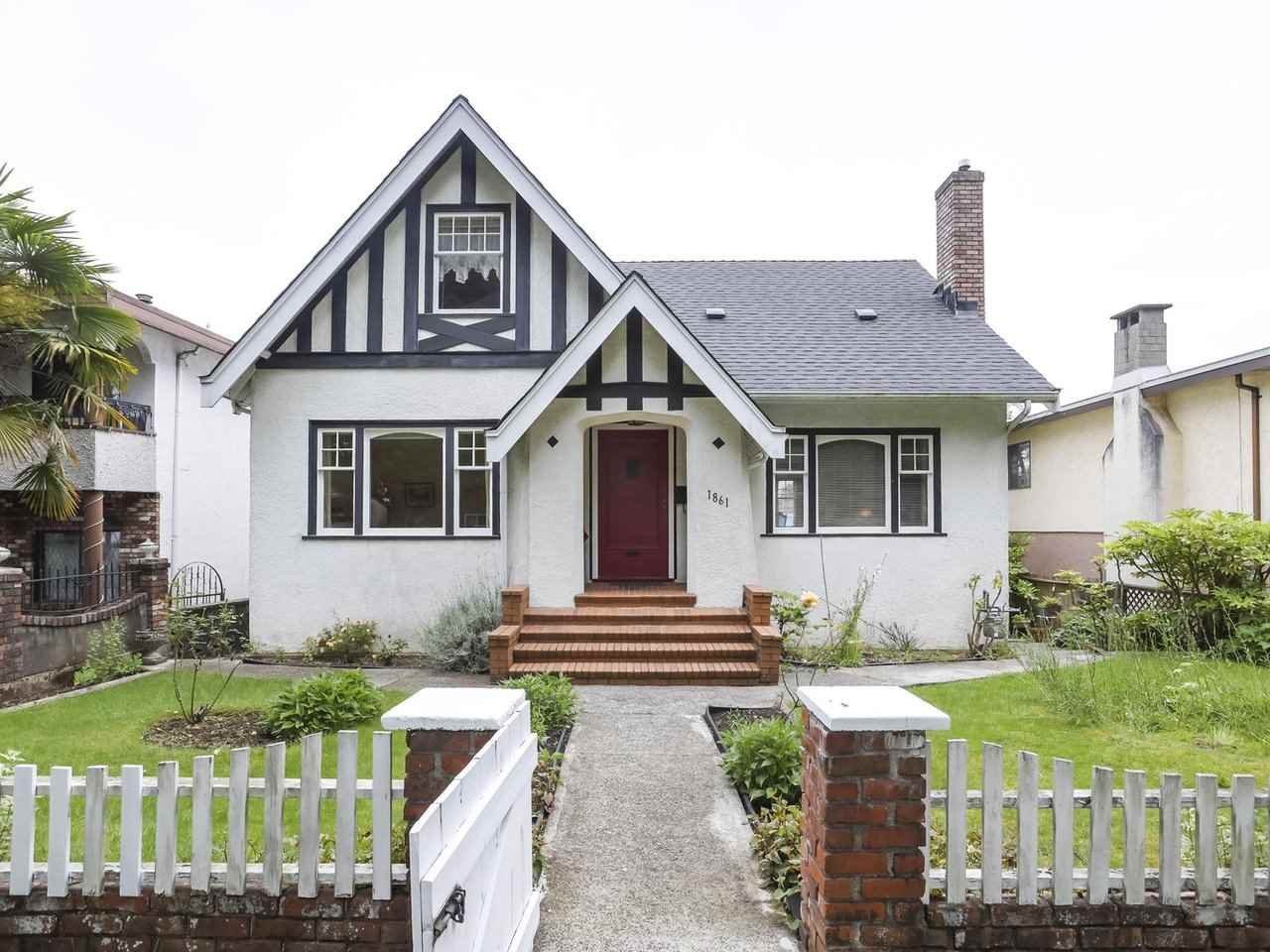 Main Photo: 1861 E 35TH Avenue in Vancouver: Victoria VE House for sale (Vancouver East)  : MLS®# R2463149