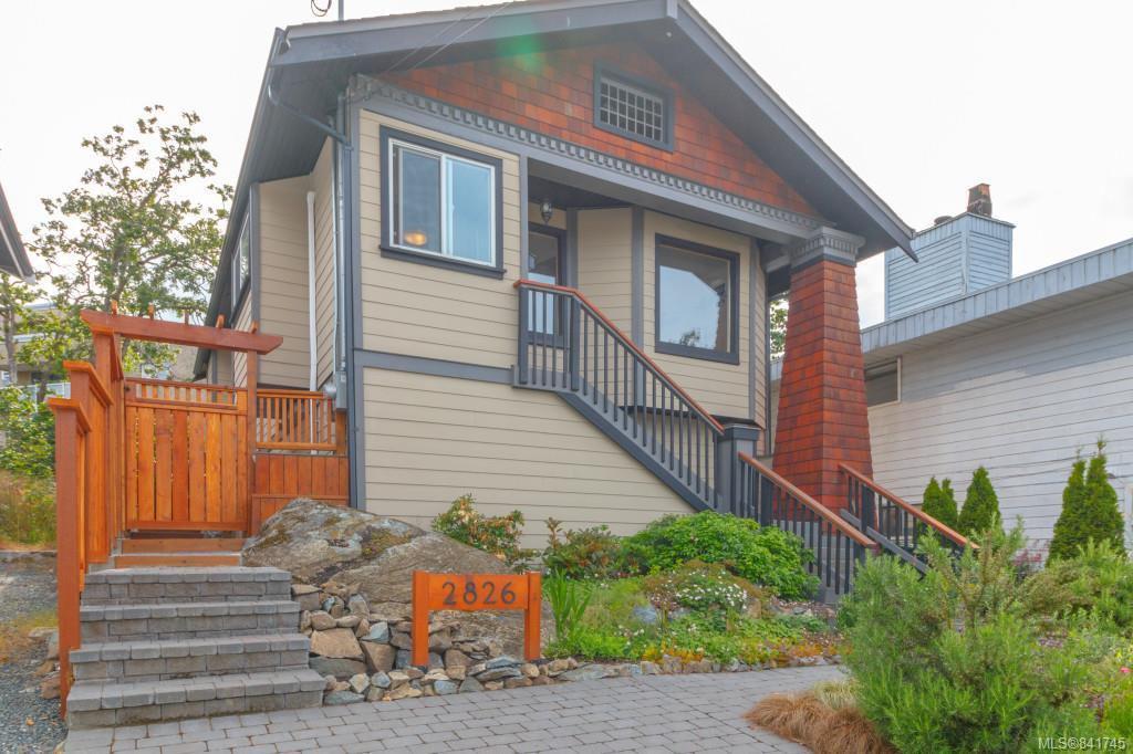 Main Photo: 2826 Cedar Hill Rd in Victoria: Vi Oaklands House for sale : MLS®# 841745