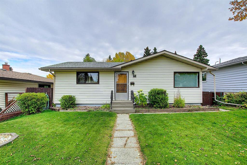 Main Photo: 68 Ferncliff Crescent SE in Calgary: Fairview Detached for sale : MLS®# A1040118