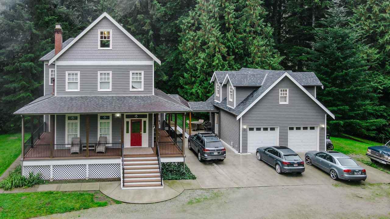 Main Photo: 11179 286 Street in Maple Ridge: Whonnock House for sale : MLS®# R2510501