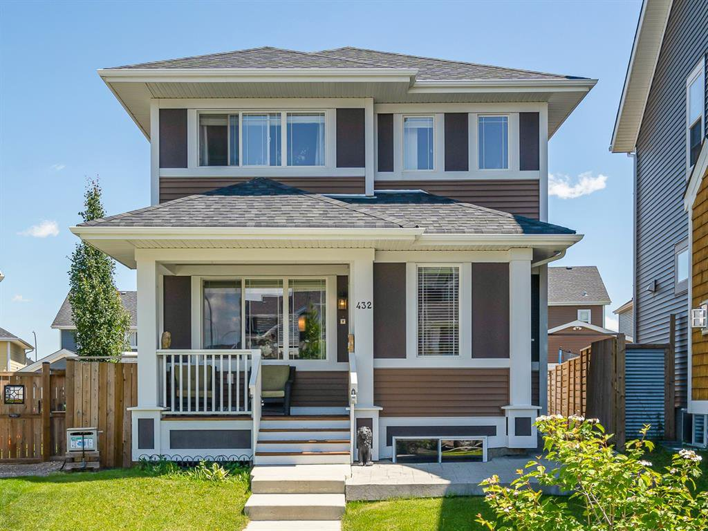 Main Photo: 432 River Heights Green: Cochrane Detached for sale : MLS®# A1058318