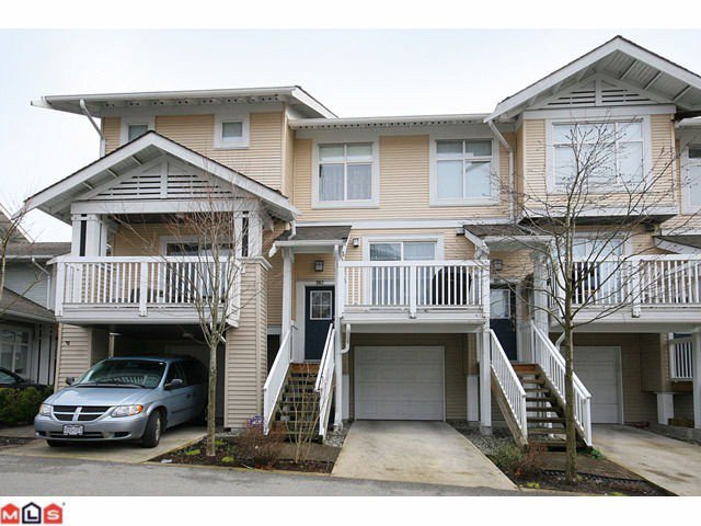 """Main Photo: 180 20033 70TH Avenue in Langley: Willoughby Heights Townhouse for sale in """"DENIM"""" : MLS®# F1102166"""