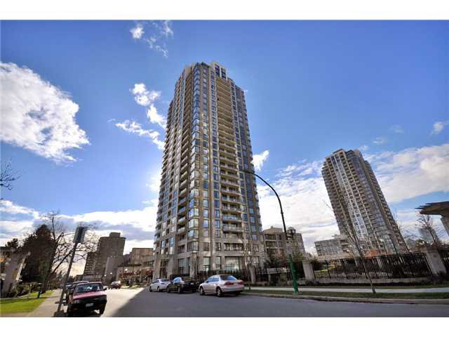 "Main Photo: Map location: 3002 7063 HALL Avenue in Burnaby: Highgate Condo for sale in ""EMERSON BY BOSA"" (Burnaby South)  : MLS®# V868740"