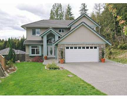 "Main Photo: 23654 BOULDER PL in Maple Ridge: Silver Valley House for sale in ""ROCK RIDGE"" : MLS®# V586938"