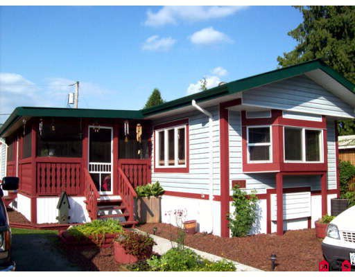 """Main Photo: 101 10221 WILSON Road in Mission: Stave Falls Manufactured Home for sale in """"TRIPLE CREEK ESTATES"""" : MLS®# F2914740"""