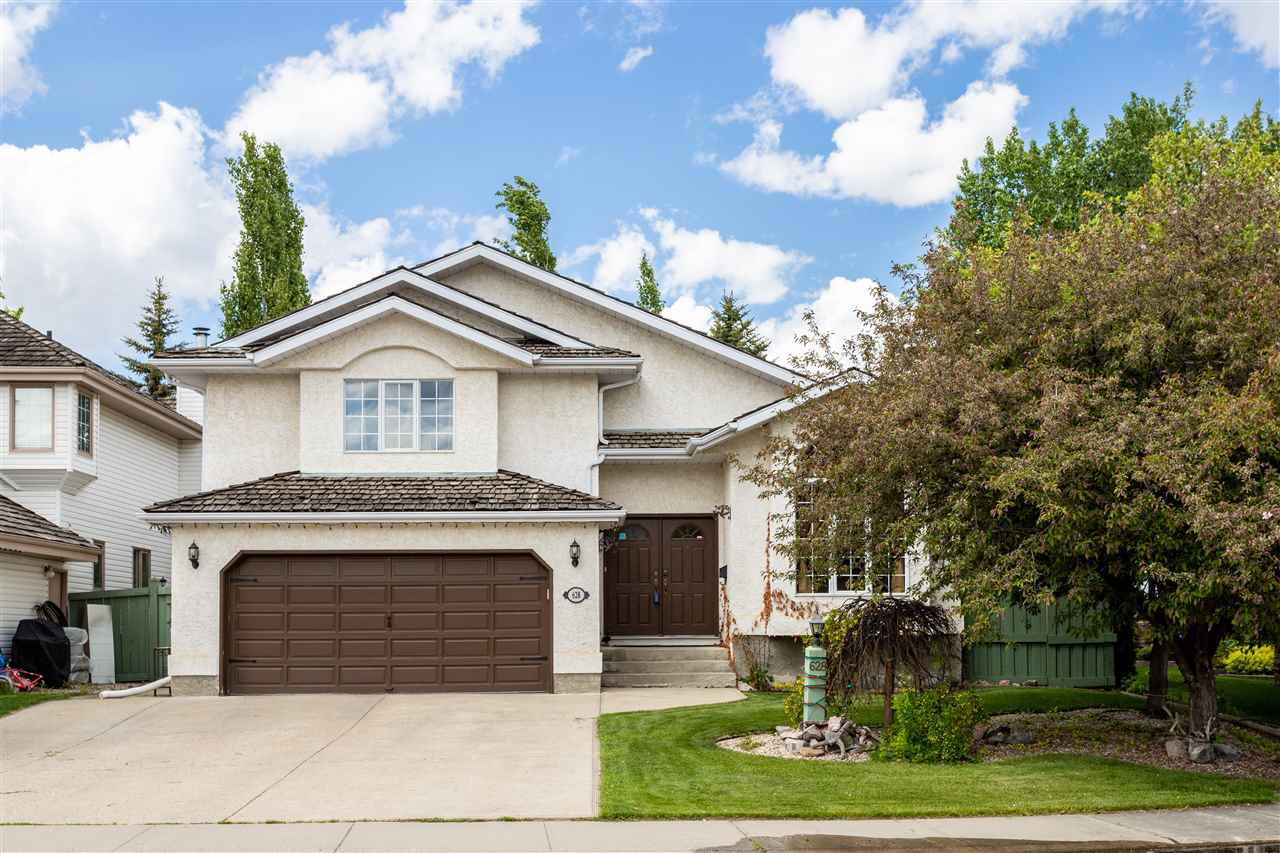Main Photo: 628 WOTHERSPOON Close in Edmonton: Zone 20 House for sale : MLS®# E4214444