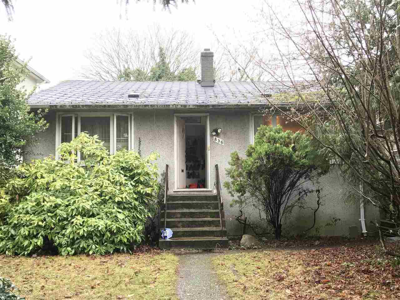 Main Photo: 836 W 66TH AVENUE in : Marpole House for sale : MLS®# R2229896