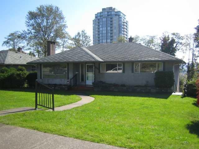 "Main Photo: 4852 RIDGELAWN Drive in Burnaby: Brentwood Park House for sale in ""BRENTWOOD PARK"" (Burnaby North)  : MLS®# V854389"