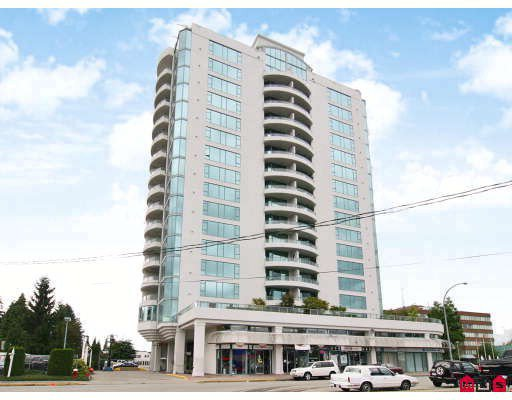 "Main Photo: 1502 32330 S FRASER Way in Abbotsford: Abbotsford West Condo for sale in ""TOWN CENTRE TOWER"" : MLS®# F2827418"