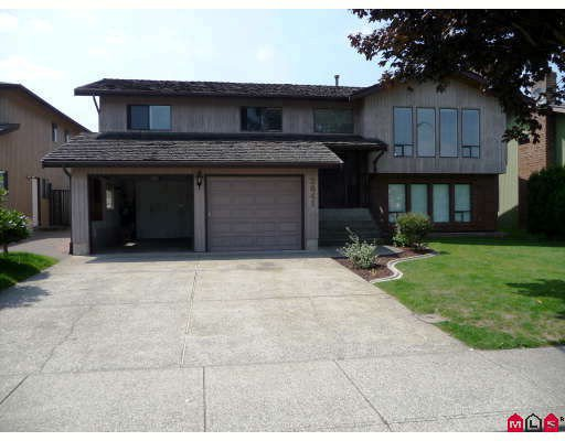Main Photo: 3641 INVERNESS Street in Abbotsford: Central Abbotsford House for sale : MLS®# F2916498