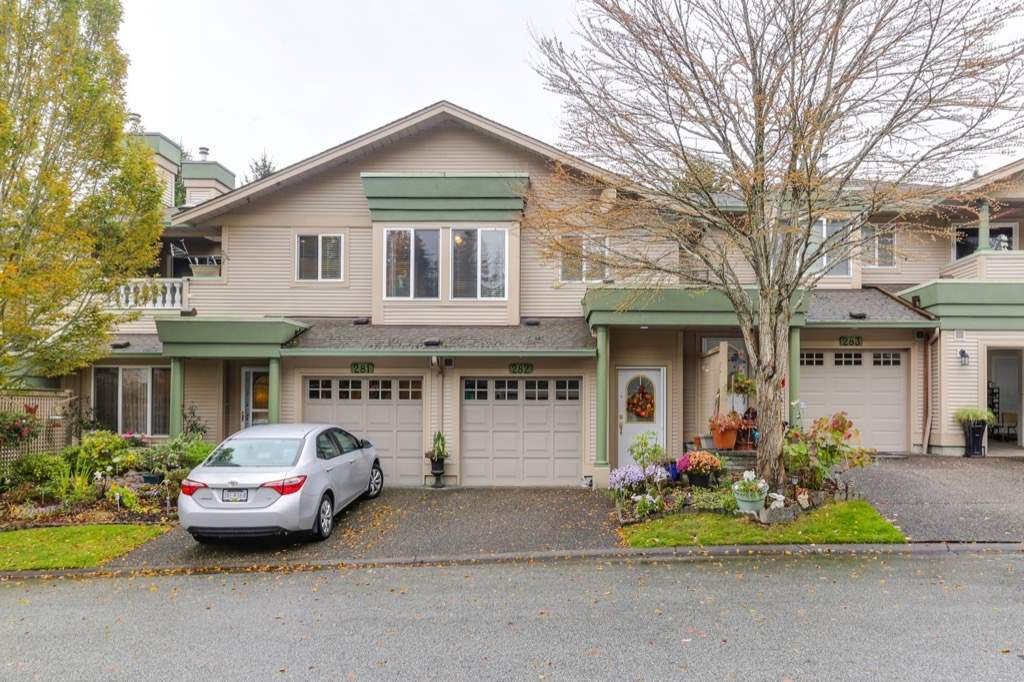 "Main Photo: 282 13888 70 Avenue in Surrey: East Newton Townhouse for sale in ""Chelsea Gardens"" : MLS®# R2412389"