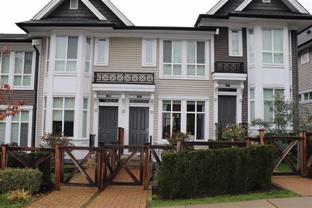 Main Photo: : Townhouse for sale : MLS®# R2323369