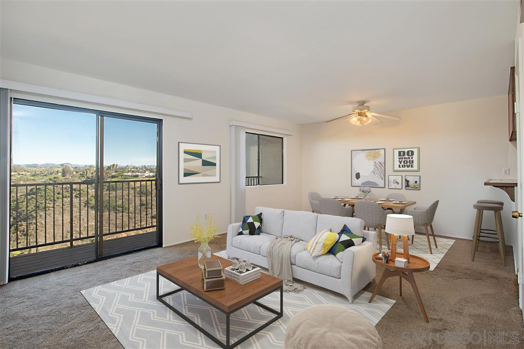 Main Photo: CLAIREMONT Condo for sale : 2 bedrooms : 3089 Cowley Way #32 in San Diego