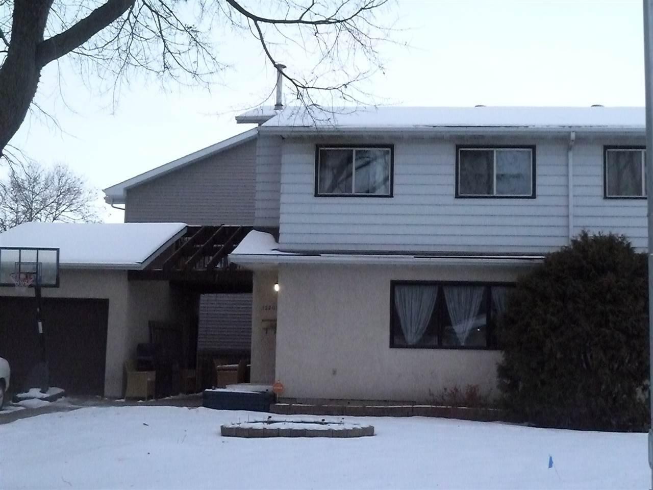 Main Photo: 12203 119 Avenue in Edmonton: Zone 04 House Half Duplex for sale : MLS®# E4183336