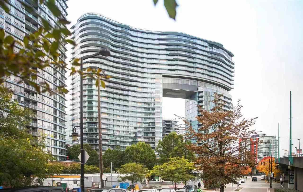 Main Photo: 603 89 Nelson Street in Vancouver: Yaletown Condo for sale (Vancouver West)  : MLS®# R2414880