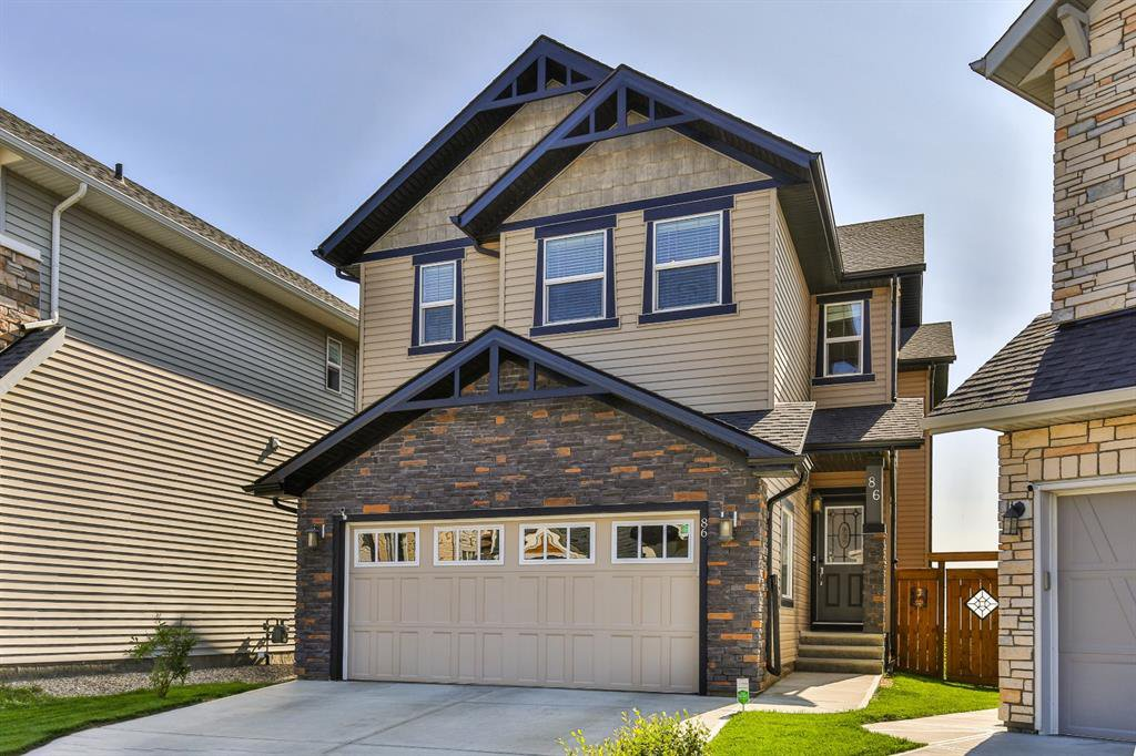 Photo 2: Photos: 86 NOLANFIELD Road NW in Calgary: Nolan Hill Detached for sale : MLS®# A1018616