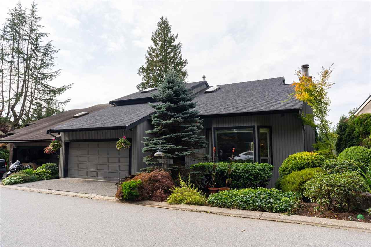 Main Photo: 5629 EAGLE Court in North Vancouver: Grouse Woods House for sale : MLS®# R2501275