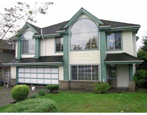 Main Photo: 816 MUSKET TE in Port Coquiltam: Citadel PQ House for sale (Port Coquitlam)  : MLS®# V559404
