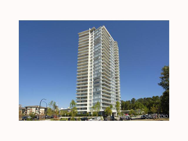 "Main Photo: 807 2289 YUKON Crescent in Burnaby: Brentwood Park Condo for sale in ""WATERCOLOURS"" (Burnaby North)  : MLS®# V814598"
