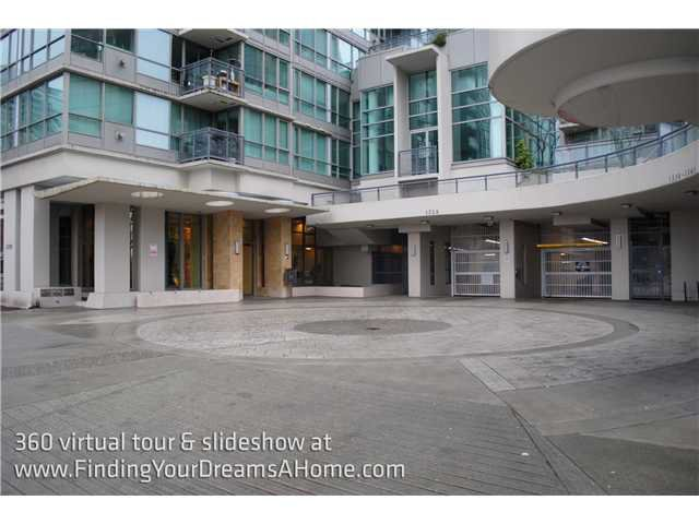 "Main Photo: 601 1328 W PENDER Street in Vancouver: Coal Harbour Condo for sale in ""THE CLASSICO"" (Vancouver West)  : MLS®# V863249"