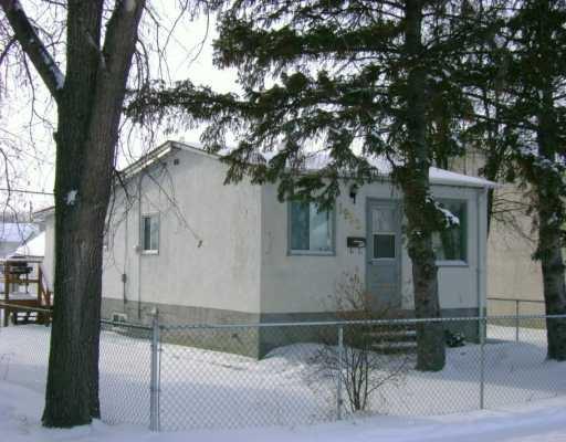 Main Photo: 1952 WILLIAM Avenue West in WINNIPEG: Brooklands / Weston Single Family Detached for sale (West Winnipeg)  : MLS®# 2620106
