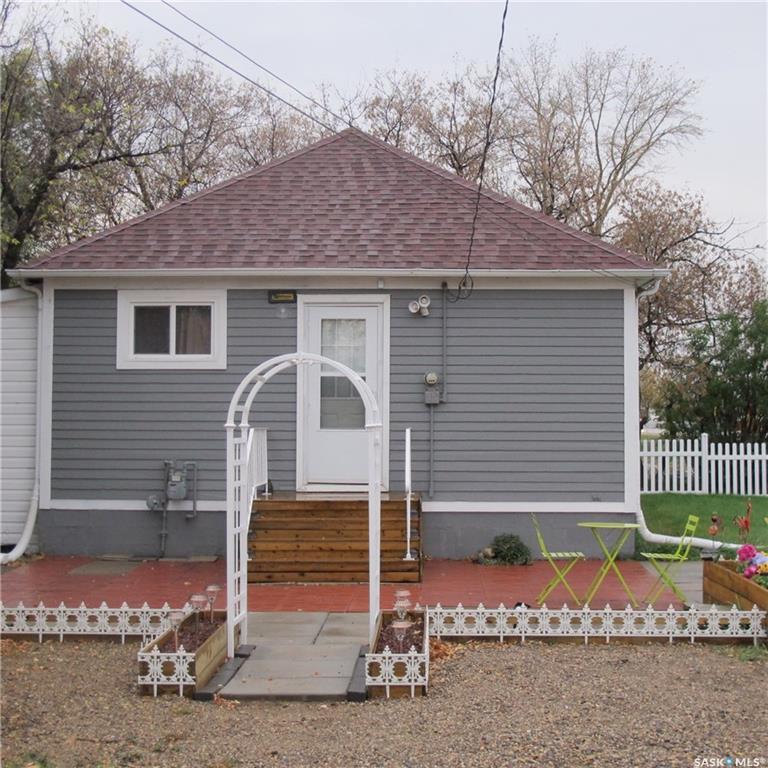 Main Photo: 333 Aldridge Street in Bienfait: Residential for sale : MLS®# SK790386