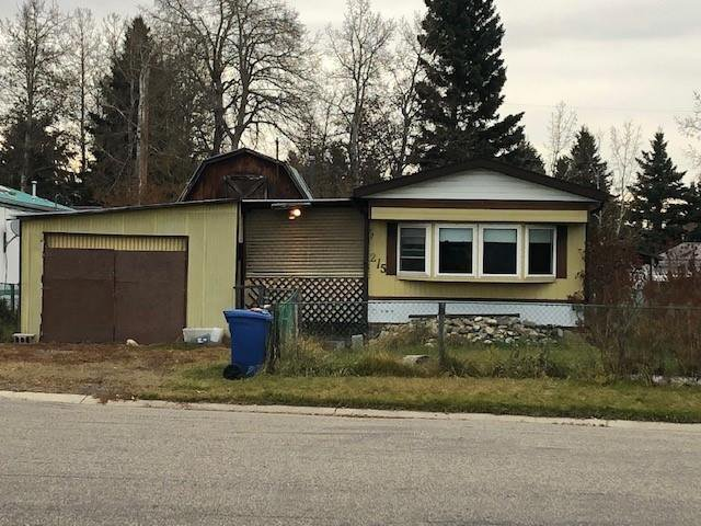 Main Photo: 215 5th St  NW: Sundre Detached for sale : MLS®# C4278860