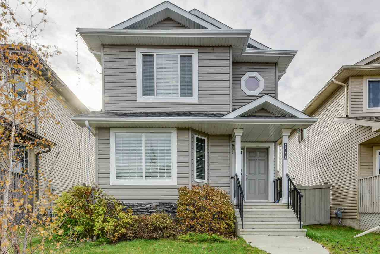 Main Photo: 6637 CARDINAL Road in Edmonton: Zone 55 House for sale : MLS®# E4208968