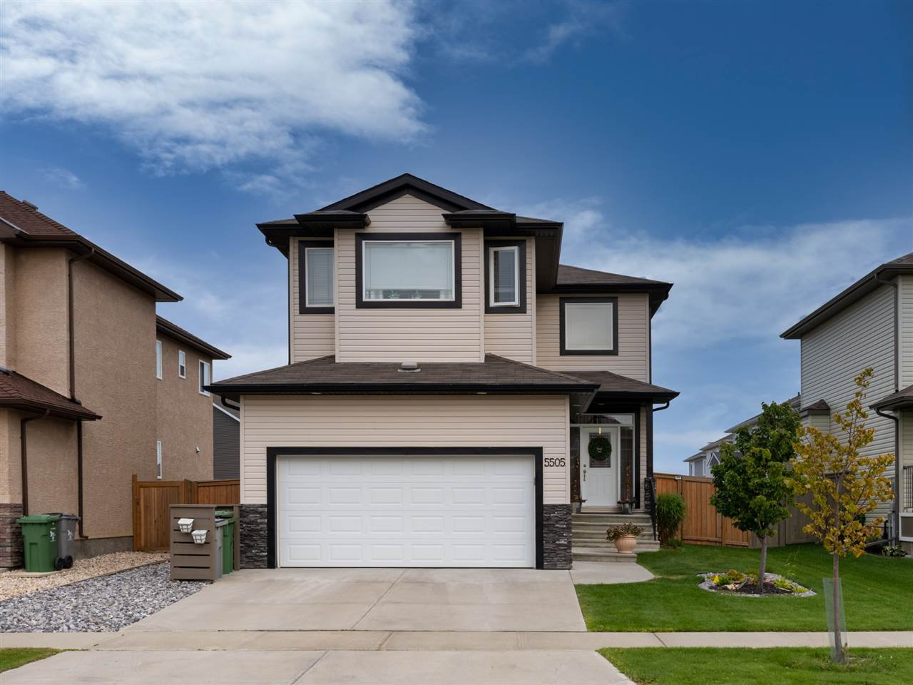 Main Photo: 5505 42 Street: Beaumont House for sale : MLS®# E4213073