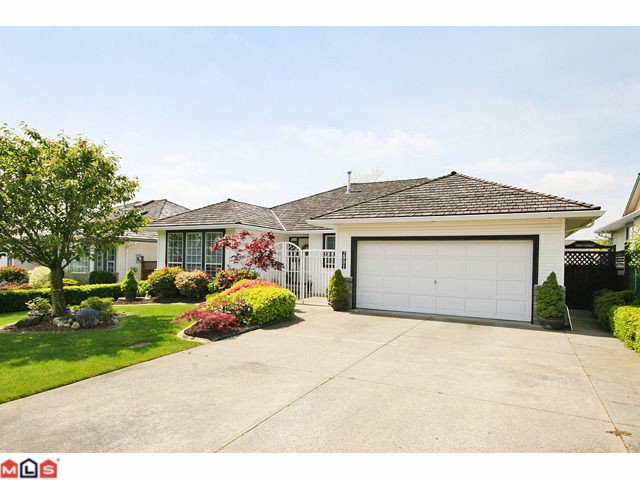 Main Photo: 2901 SOUTHERN Place in Abbotsford: Abbotsford West House for sale : MLS®# F1013545