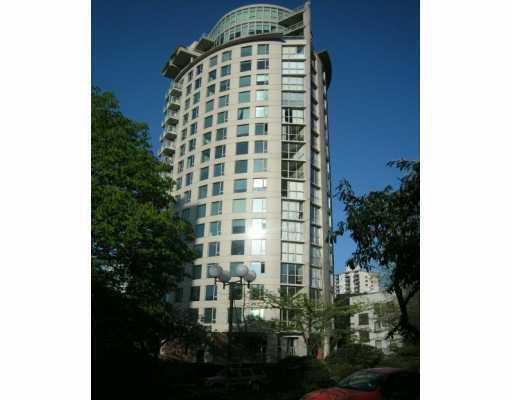 "Main Photo: 402 1277 NELSON ST in Vancouver: West End VW Condo for sale in ""JETSON"" (Vancouver West)  : MLS®# V596283"