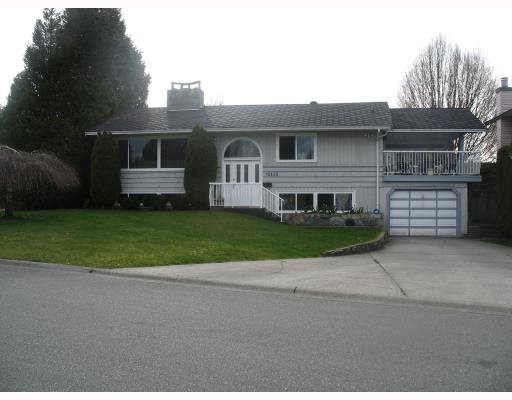 Main Photo: 12109 IRVING Street in Maple_Ridge: Northwest Maple Ridge House for sale (Maple Ridge)  : MLS®# V726186