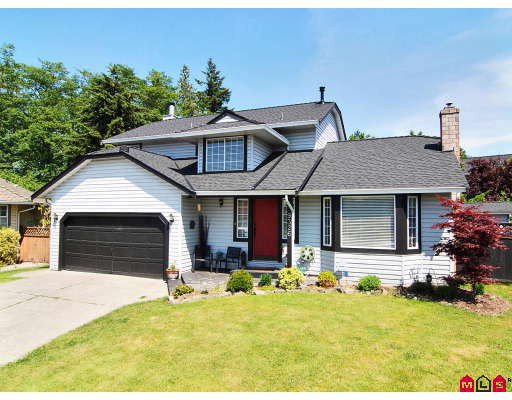 Main Photo: 9326 211TH Street in Langley: Walnut Grove House for sale : MLS®# F2912633