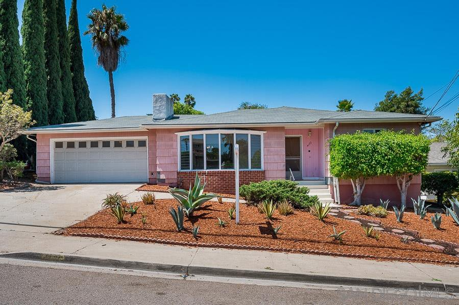 Main Photo: LA MESA House for sale : 3 bedrooms : 4130 Yale Ave