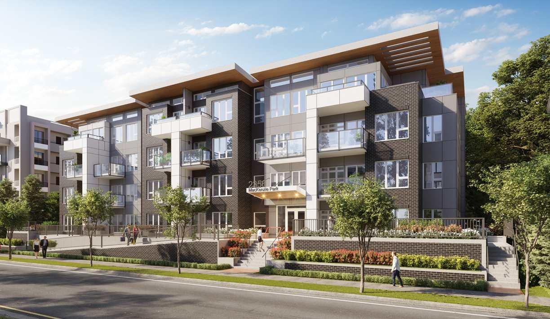 "Main Photo: 308 2356 WELCHER Avenue in Port Coquitlam: Central Pt Coquitlam Condo for sale in ""Mackenzie Park"" : MLS®# R2415481"