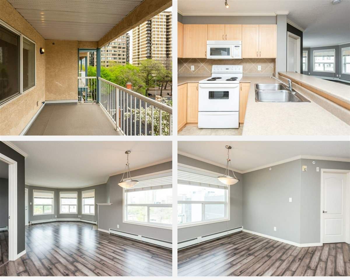 Main Photo: 506 9938 104 Street in Edmonton: Zone 12 Condo for sale : MLS®# E4192502
