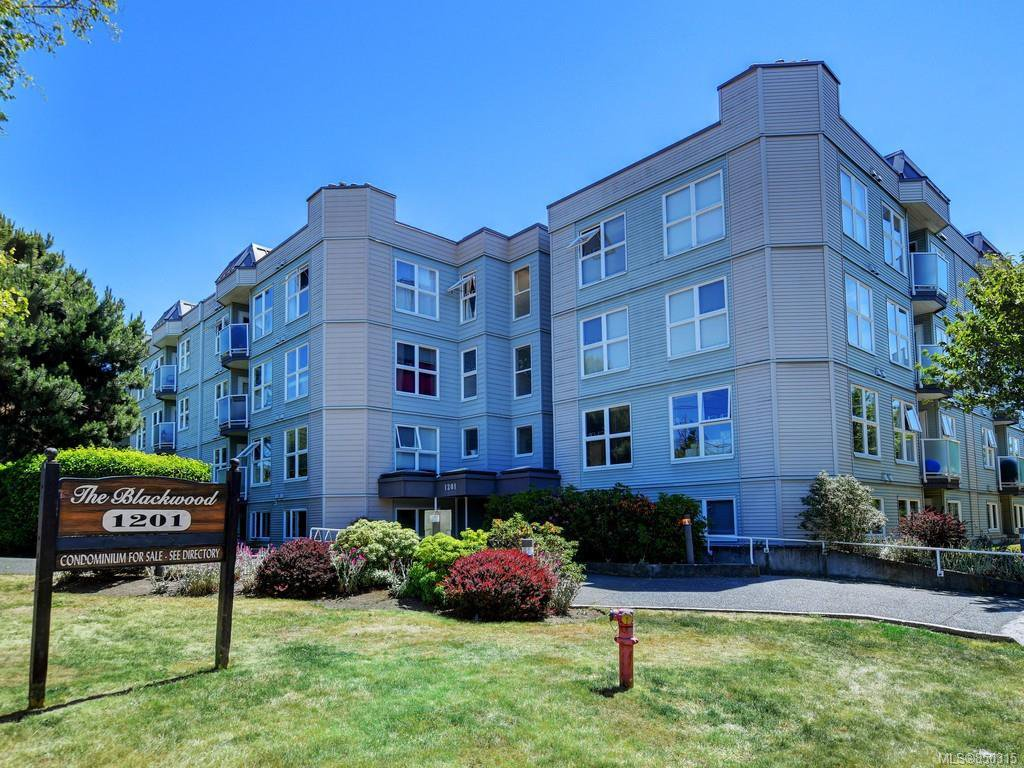 Main Photo: 102 1201 Hillside Ave in : Vi Hillside Condo Apartment for sale (Victoria)  : MLS®# 850315