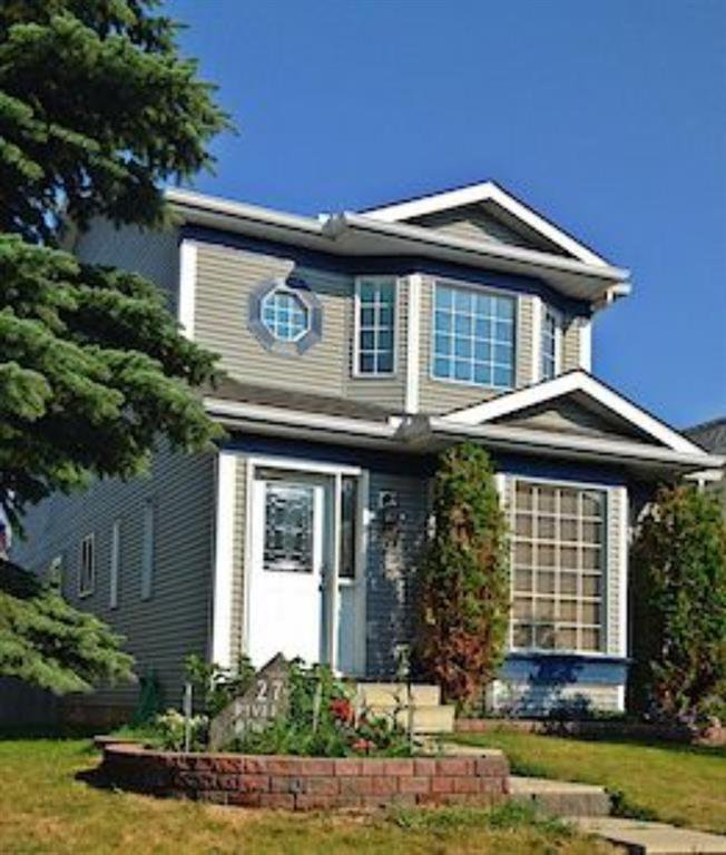 Main Photo: 27 RIVER ROCK Circle SE in Calgary: Riverbend Detached for sale : MLS®# A1019935