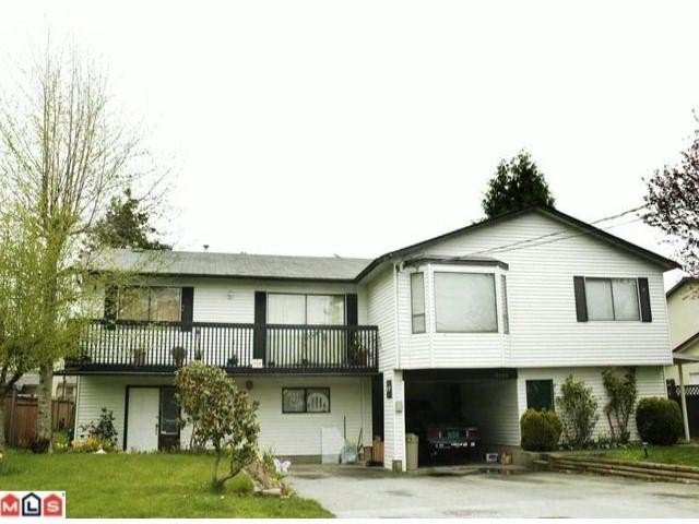 Main Photo: 12647 93RD Avenue in Surrey: Queen Mary Park Surrey House 1/2 Duplex for sale : MLS®# F1008495