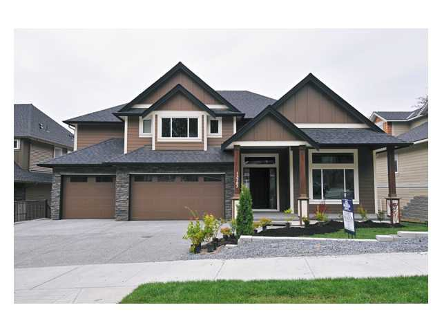 "Main Photo: 13783 BLANEY Road in Maple Ridge: Silver Valley House for sale in ""BLANEY HEIGHTS"" : MLS®# V841846"